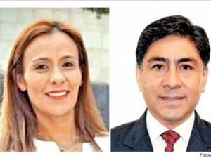 Pilar Lozano y Santiago González