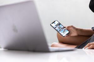 Ilustra tema de Telcel Empresas