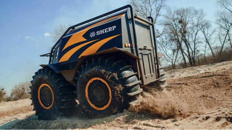 Blindajes Epel presenta su nuevo vehículo todoterreno, Sherp